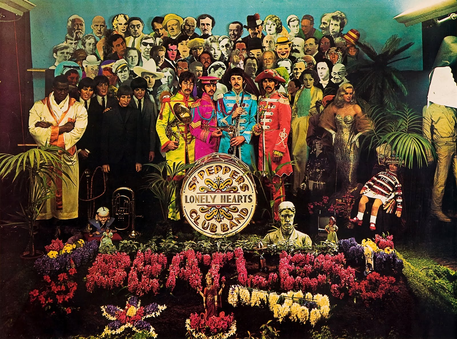 """Sgt. Pepper"" a 50 ans"